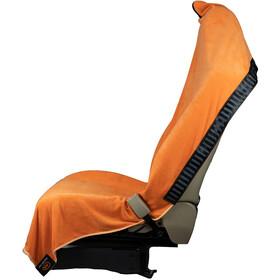 Orange Mud Transition Wrap 2.0 Multifunctional Towel, orange